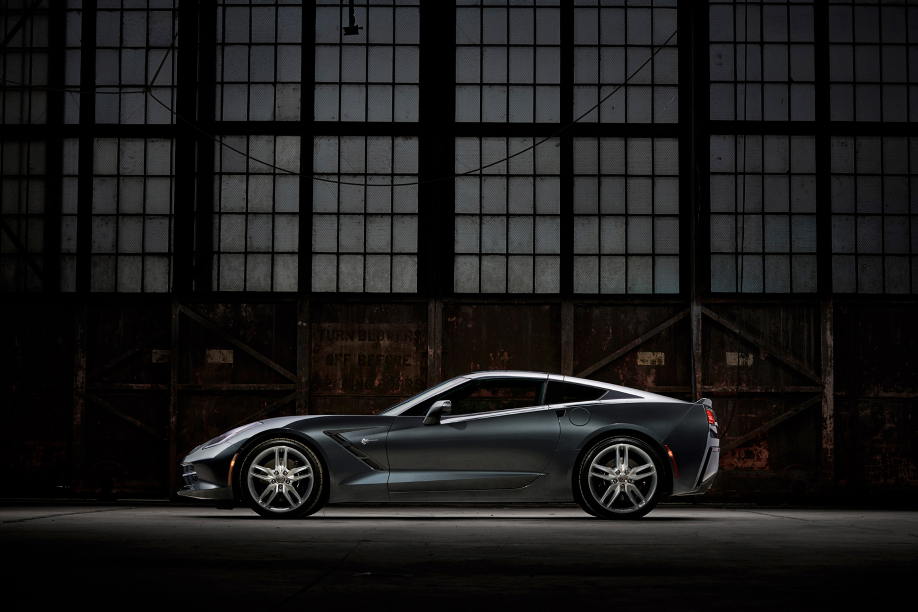Automotive photography by Roche Photo Collective.